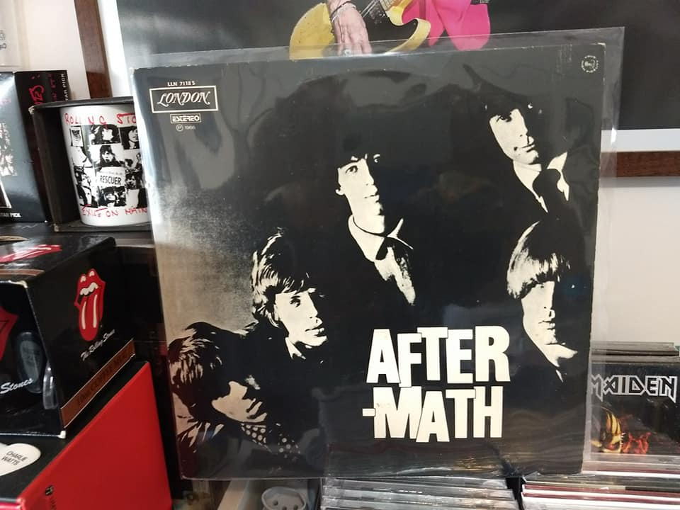 LP Rolling Stones Aftermath (usado)